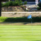 The greens are very well kept on all Spanish courses.